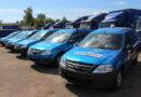 Автопарк Почты России пополнили шесть новых фургонов