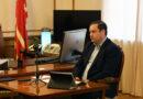Губернатор пообщался с жителями Починковского района в Instagram