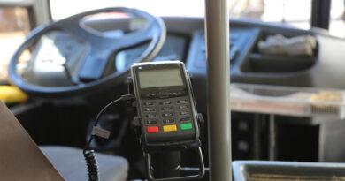 В смоленских маршрутках внедряется оплата проезда по картам