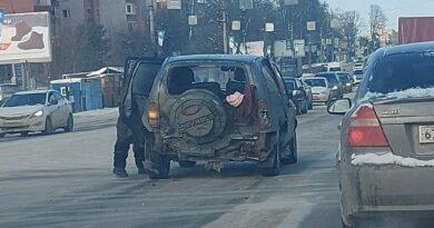 В ДТП в Смоленске пострадали люди