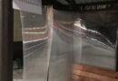 В Смоленске вандалы испортили новые остановки