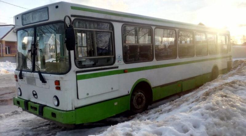 В Смоленске аварий с автобусами стало больше