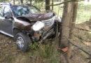 Автомобиль вылетел в кювет в Смоленской области