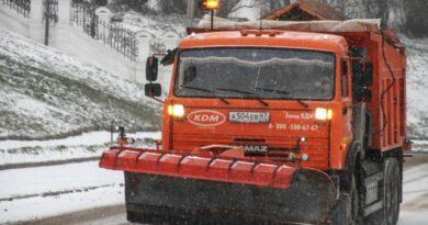 «СпецАвто» готовится к работе в зимний период