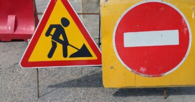 В Смоленске ограничат движение по улице Нормандия-Неман
