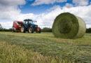 В хозяйствах Смоленской области ведется заготовка кормов