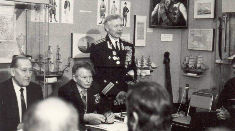 День Военно-морского флота в музее «Смоленщина в годы Великой Отечественной войны»
