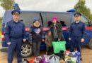 Офицеры СК области оказали помощь семье, пострадавшей в результате пожара